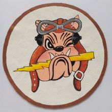 61st Fighter Squadron Patch